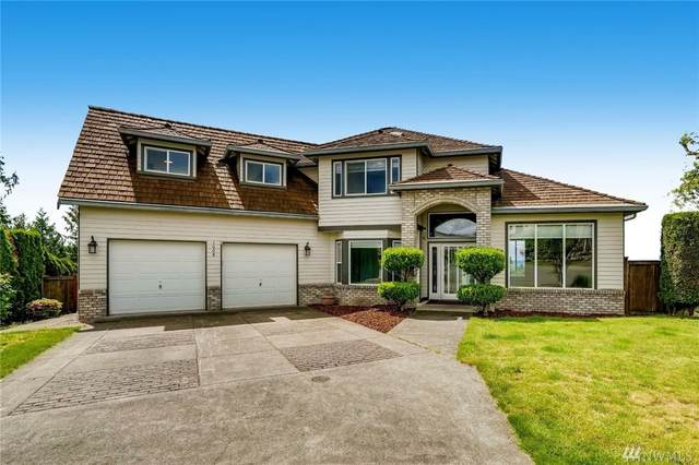 1608 41st St Place SE, Puyallup, WA 98372 (#1605549) :: The Kendra Todd Group at Keller Williams