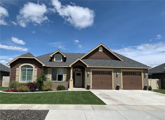 1466 NE Fairway Dr, Moses Lake, WA 98837 (#1605617) :: Capstone Ventures Inc