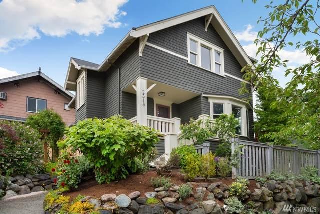 2318 N 44th St, Seattle, WA 98103 (#1605623) :: Beach & Blvd Real Estate Group