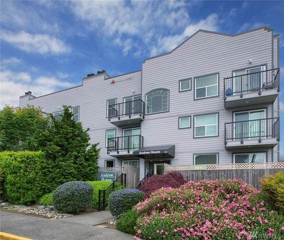 124 SW 154th St #302, Burien, WA 98166 (#1605636) :: Priority One Realty Inc.