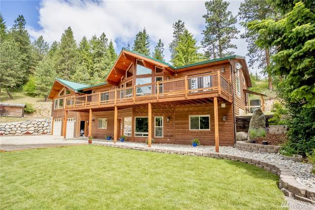 106 Foxy Lane, Leavenworth, WA 98826 (#1605655) :: Liv Real Estate Group