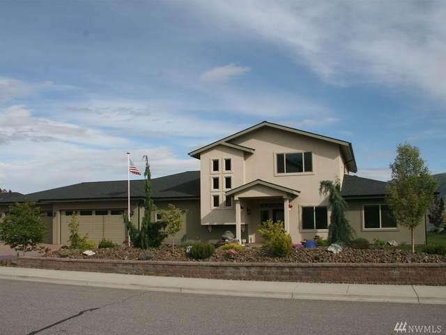 105 Westview Dr, Chelan, WA 98816 (MLS #1605667) :: Nick McLean Real Estate Group