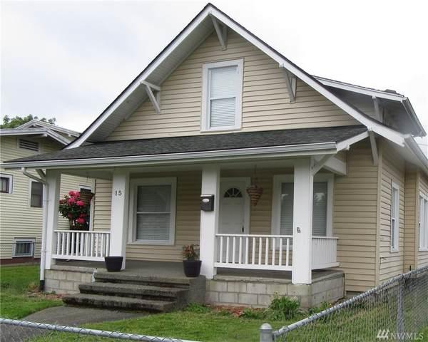 15 G St SE, Auburn, WA 98002 (#1605681) :: Hauer Home Team