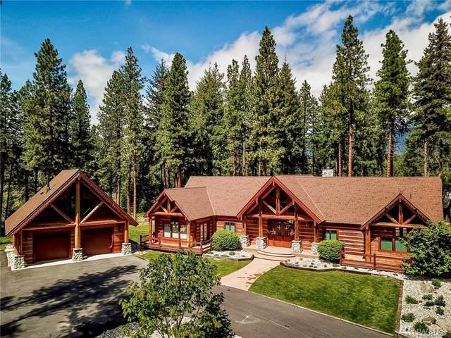 12356 Bretz, Leavenworth, WA 98826 (MLS #1605867) :: Nick McLean Real Estate Group