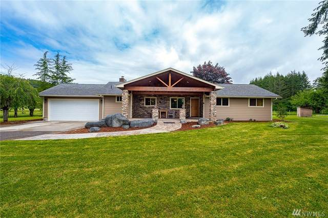 147 Lake Creek Rd, Chehalis, WA 98532 (#1605871) :: Capstone Ventures Inc