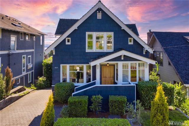 1821 9th Ave W, Seattle, WA 98119 (#1605919) :: The Kendra Todd Group at Keller Williams