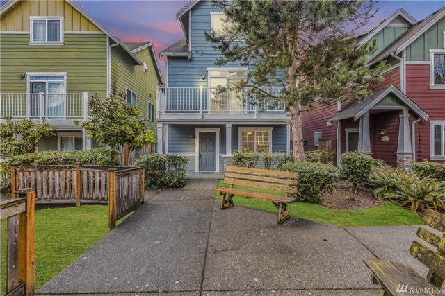 15310 14th Ave W #13, Lynnwood, WA 98087 (#1605942) :: Real Estate Solutions Group