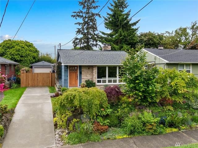 3817 SW Kenyon St, Seattle, WA 98126 (#1605949) :: KW North Seattle