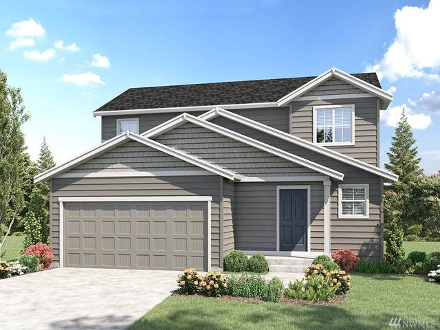 10803 185th St E #510, Puyallup, WA 98374 (#1605984) :: Hauer Home Team