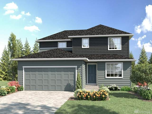 10808 185th St E #411, Puyallup, WA 98374 (#1605986) :: Hauer Home Team