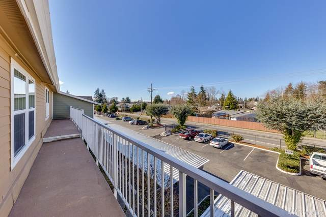 9815 Holly Dr A309, Everett, WA 98204 (#1606030) :: Real Estate Solutions Group