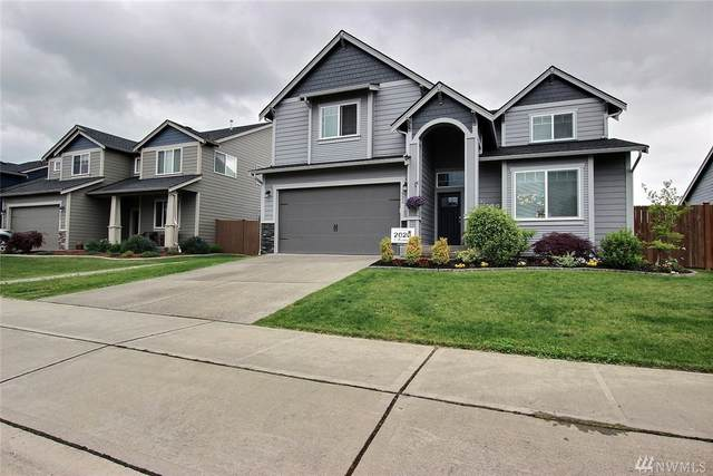 322 Rushton Ave SW, Orting, WA 98360 (#1606031) :: Real Estate Solutions Group