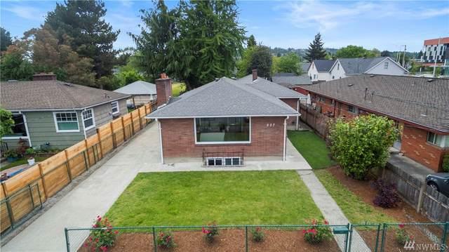 237 Garden Ave N, Renton, WA 98055 (#1606163) :: Real Estate Solutions Group