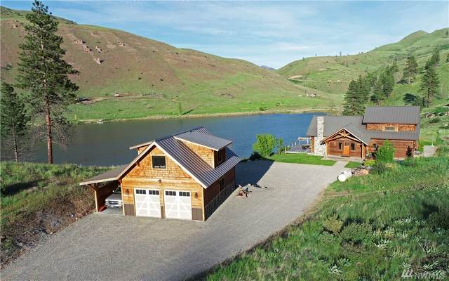 56 Bonner Lake Road, Twisp, WA 98856 (#1606194) :: Better Properties Lacey