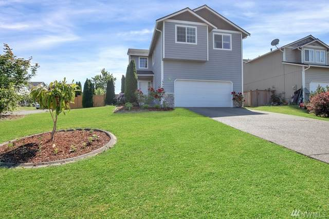 19805 16th Ave E, Spanaway, WA 98387 (#1606249) :: Keller Williams Realty