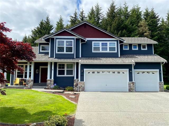 874 NE Mount Mystery Lp, Poulsbo, WA 98370 (#1606275) :: The Royston Team