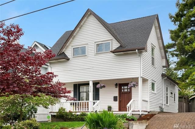 2112 N 52 St, Seattle, WA 98103 (#1606297) :: NW Homeseekers