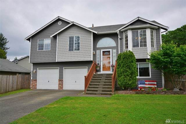 23215 37th Ave E, Spanaway, WA 98387 (#1606325) :: Keller Williams Realty