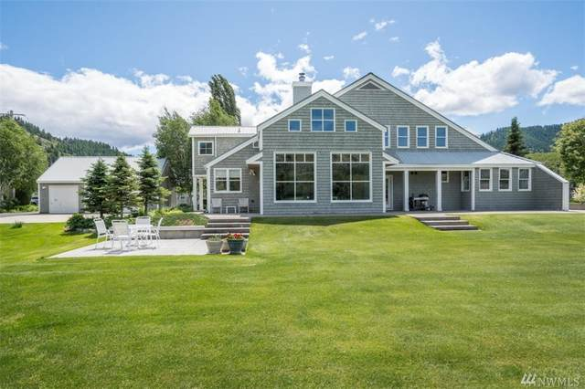 7690 Stine Hill Rd, Cashmere, WA 98815 (#1606340) :: The Kendra Todd Group at Keller Williams