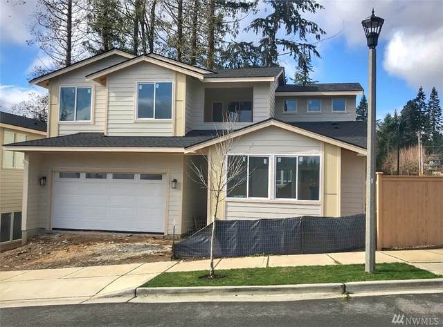 4809 230th Pl Se (Homesite 1), Issaquah, WA 98029 (#1606380) :: Real Estate Solutions Group