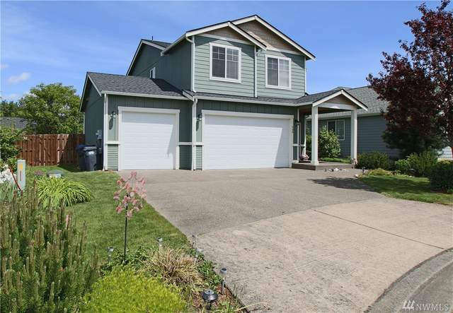 500 E Huckleberry St, McCleary, WA 98557 (#1606385) :: Northern Key Team
