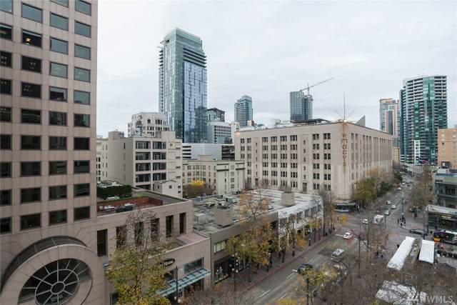 1500 4th Ave #802, Seattle, WA 98101 (#1606415) :: KW North Seattle