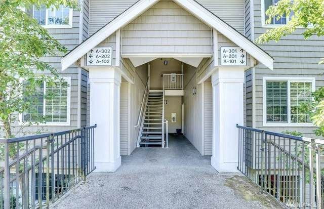 7035 S 133rd St A102, Seattle, WA 98178 (#1606439) :: Real Estate Solutions Group