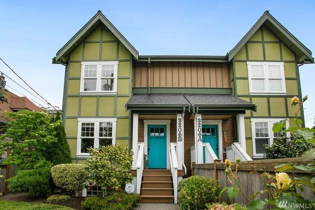 3206 21st Ave W B, Seattle, WA 98199 (#1606458) :: The Torset Group