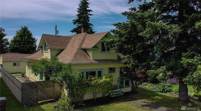 6124 S G St, Tacoma, WA 98408 (#1606498) :: Keller Williams Western Realty