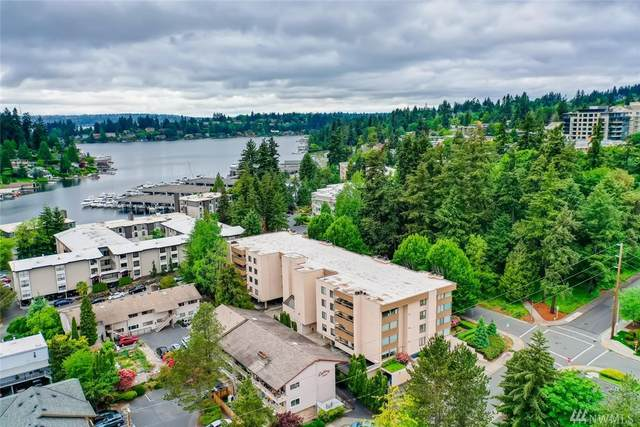 10101 SE 3rd St #108, Bellevue, WA 98004 (#1606522) :: Real Estate Solutions Group