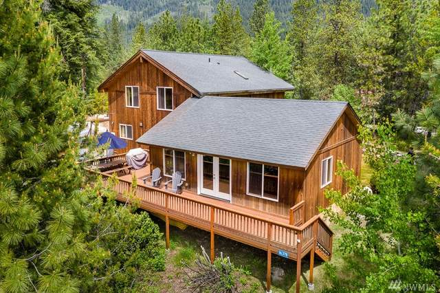 16378 Lake Wenatchee Hwy, Leavenworth, WA 98826 (#1606593) :: The Kendra Todd Group at Keller Williams