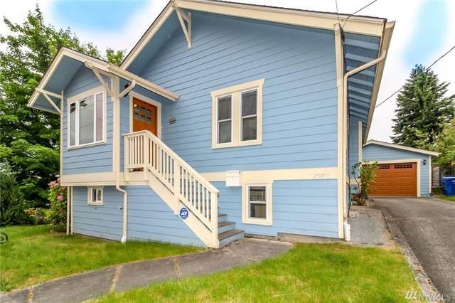 4803 SW Dakota St, Seattle, WA 98116 (#1606640) :: NW Homeseekers