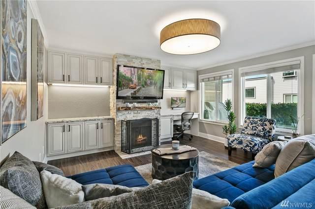 1965 12th Ave W #101, Seattle, WA 98119 (#1606670) :: Ben Kinney Real Estate Team