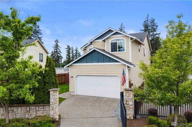 19204 12th Av Ct E, Spanaway, WA 98387 (#1606681) :: Northern Key Team