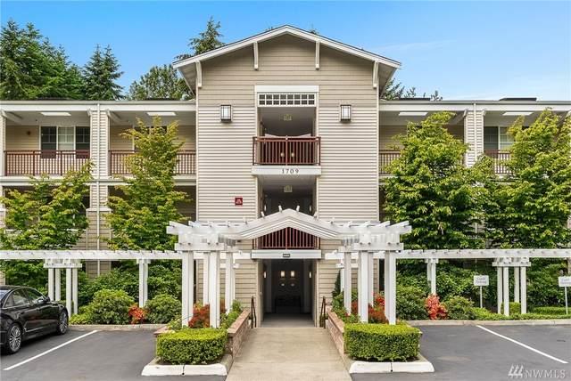 1709 134th Ave SE #23, Bellevue, WA 98005 (#1606690) :: Keller Williams Realty