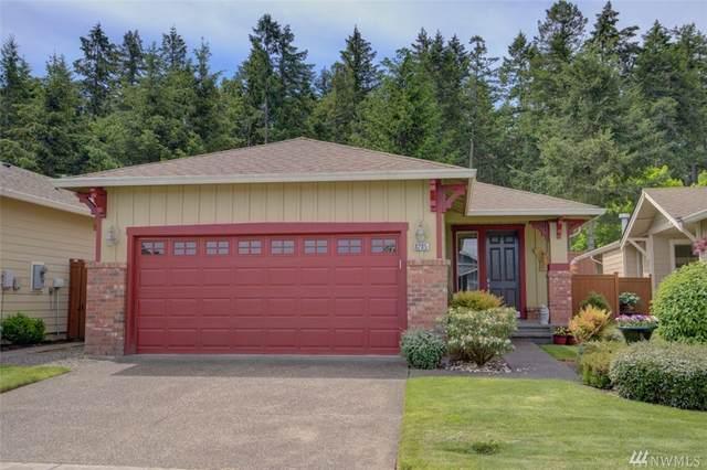 8205 Bainbridge Lp NE, Lacey, WA 98516 (#1606693) :: Ben Kinney Real Estate Team