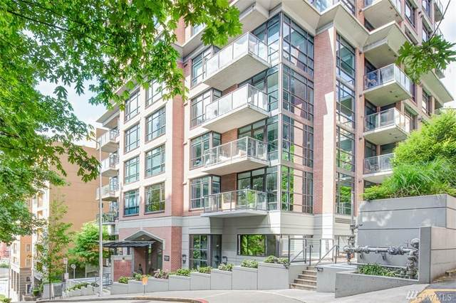 1420 Terry Ave #805, Seattle, WA 98101 (#1606712) :: Costello Team
