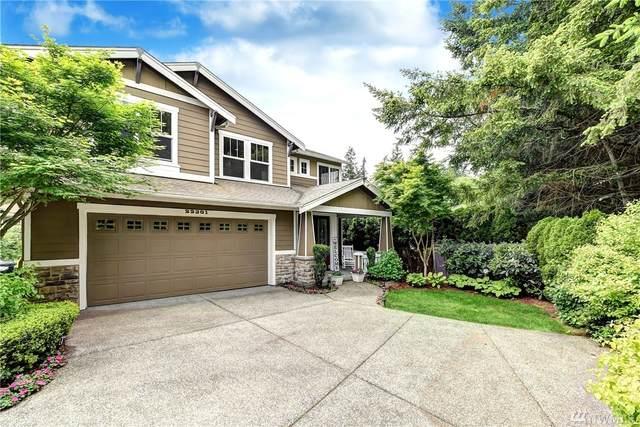 22301 NE 6th Ct, Sammamish, WA 98074 (#1606713) :: McAuley Homes