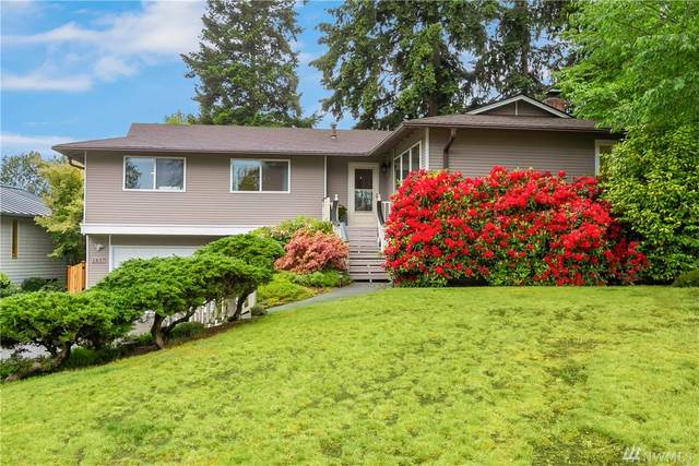 1437 159th Ave SE, Bellevue, WA 98008 (#1606750) :: Real Estate Solutions Group