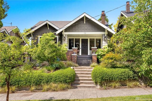 114 N 48th St, Seattle, WA 98103 (#1606758) :: Ben Kinney Real Estate Team