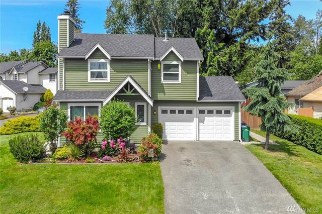 906 SW 313th Ct, Federal Way, WA 98023 (#1606773) :: Lucas Pinto Real Estate Group