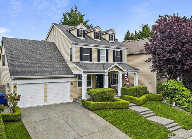 20640 NE 30th Ct, Sammamish, WA 98074 (#1606775) :: Real Estate Solutions Group