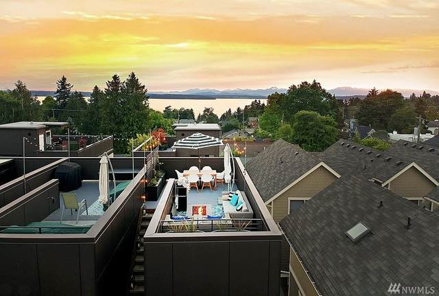 6911-A California Ave SW, Seattle, WA 98136 (#1606786) :: Ben Kinney Real Estate Team