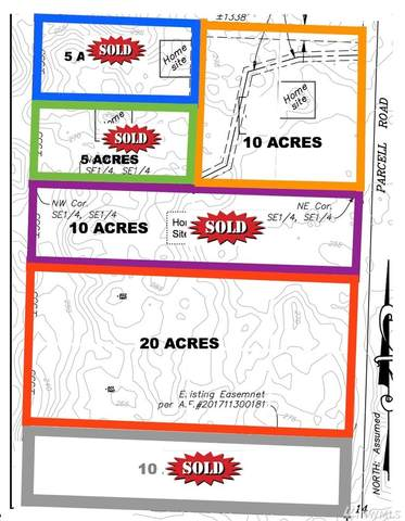 0-XXXX Parcells Rd NE, Kingston, WA 98364 (#1606797) :: Costello Team