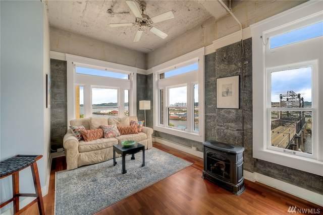 1101 A St #704, Tacoma, WA 98402 (#1606879) :: Beach & Blvd Real Estate Group