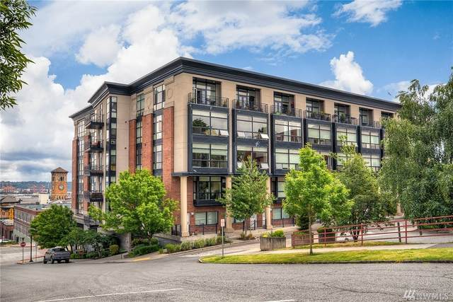708 Market St #709, Tacoma, WA 98402 (#1606967) :: Real Estate Solutions Group