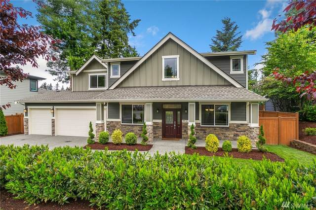 12418 NE 73rd St, Kirkland, WA 98033 (#1606982) :: Real Estate Solutions Group