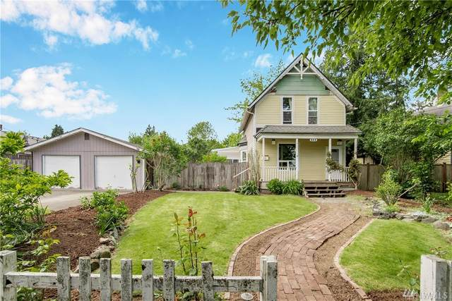 844 S Prospect, Tacoma, WA 98405 (#1606986) :: Keller Williams Western Realty