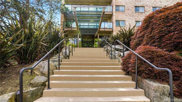 511 100th Ave NE #201, Bellevue, WA 98004 (#1606988) :: Keller Williams Realty