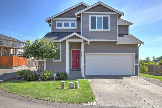 507 S 20th St, Renton, WA 98055 (#1607015) :: Keller Williams Western Realty